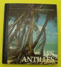 Les Antilles - Peter Wood (étendues sauvages, paysages, peuples, faune ) 1985 !
