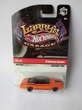 HOT Wheels Larry´s Garage USA - 1970 Mercury Cyclone