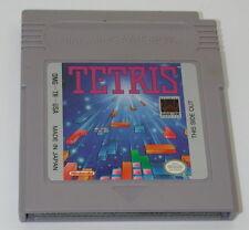 Nintendo Gameboy Tetris Cartridge only Game Boy  R5716