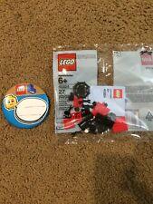LEGO APRIL 2019 40324 new sealed Ladybug MONTHLY MINI BUILD Life Pin