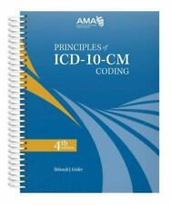 Principles of ICD-10-CM Coding, Fourth Edition by American Medical...