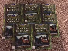 Indonesia's Rain Forests National Geographic Theme Set (8 Book LOT) Earth's Reso