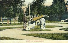 A View of the British Gun, Schuylerville NY