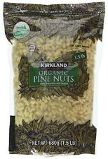 Kirkland Signature Organic Pine Nuts, 1.5 Ib