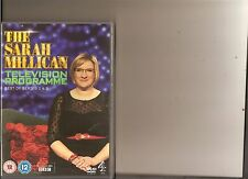 THE SARAH MILLICAN TELEVISION PROGRAMME BEST OF SERIES 1 AND 2 DVD COMEDY