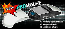 Proscale Promouse Digital Scales Hidden Safe Optical Mouse 100 x 0.01g