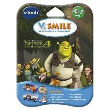 Jeu V.Smile Motion  SHREK 4 - Il était une fin - 4-7 ans - Vtech-Vsmile