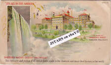 circa 1906 NIAGARA FALLS, NY, SHREDDED WHEAT UNDIVIDED BACK POSTCARD UBPC