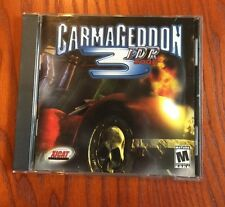 Carmageddon 3 TDR 2000 for PC Game Perfect Condition Mint Disc and Manual