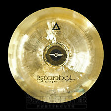 "Istanbul Agop Xist Brilliant Mini China Cymbal 12"" - Video Demo"