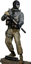 Ghost Soldier Call of Duty / Battlefield Statue Figur Bust Lifesize Lebensgross