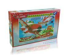 Clementoni Disney Planes Dusty7 Puzzle 100 Teile ab 6 Jahre Flugzeug Puzzle