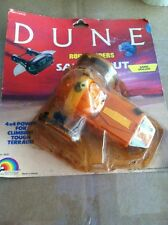 NIB DUNE LJN ACTION FIGURE ROUGH RIDERS MOTORIZED SAND SCOUT ROLLER 1984