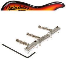 RS Guitarworks Tele sillas de montar con compensación de Aluminio (RS22015)