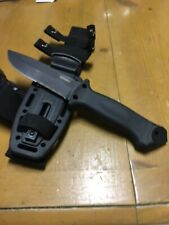 Discontinued Gerber LMF II Infantry Tactical Fixed Blade  Knife and Sheath