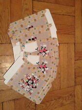 5 Disney Dvd/blu-ray envelopes christmas gift wrapping