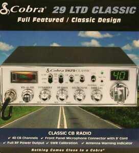 COBRA 29 LTD CLASSIC W/ MULTIPLE UPGRADES, LAB-GRADE TUNING, ETC!!!!