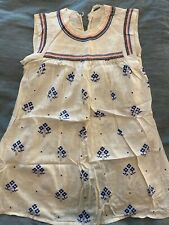 Girls COUNTRY ROAD summer cotton dress size 12