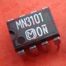 5PCS Clock Generator/Driver IC PANASONIC DIP-8 MN3101