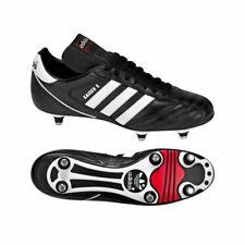 Adidas Hombre Zapatos Fútbol Kaiser 5 Taza Botas Entrenamiento Negro 033200