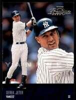 2003 Playoff Prestige Sample (nn-3) Derek Jeter New York Yankees #53