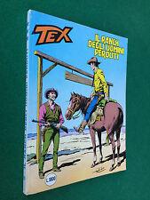 TEX 3 TRE STELLE n. 311 RANCH UOMINI PERDUTI - L.1800 Ed Bonelli (1990) Galep