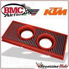 FILTRO DE AIRE DEPORTIVO LAVABLE BMC FM493/20 KTM 990 LC8 ADVENTURE R 2011