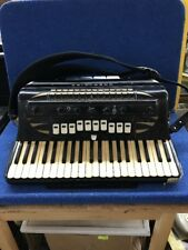 Vintage And Rare Excelsior Model 914 Accordion With Sano Pick Up
