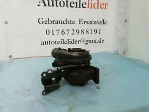Turbolader Ford S-Max Mondeo Peugeot 307 SW 2.0 HDi 9658728580 GT1749V
