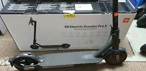 Xiaomi Pro 2 Electric Scooter USED for just 2 Miles Excellent Condition