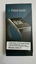 Fitbit Ionic Gps Smart Watch, Brand New