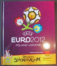 Euro 2012/Poland-Ucraina/EM 2012/Panini/Hard-Album Cover/NUOVO
