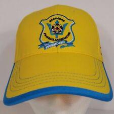 Barbados Football Association Strap Back Hat cap Barbados Soccer 58 7 1/4 RARE