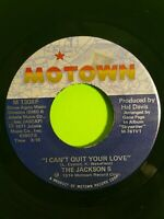 """The Jackson 5 Whatever You Got I Want / I Can't Quit Your Love7"""" 45 RPM 1973"""