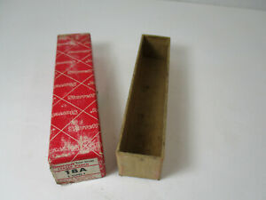 STARRETT # 18A Center Punch OEM Empty Red Box ONLY, 18, 18-A, EC