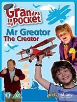 Grandpa In My Pocket - Mr Greator, The Creator [DVD][Region 2]