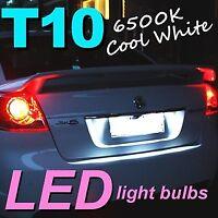 2 PCS Super White LED Number Plate Light Commodore VL  VP VR VS VT VX VY VZ VE