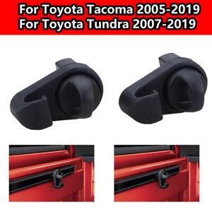 for 2005-2019 Tacoma Mini Tie Downs Deck Rail Bed Rail Toyota PT278-00160 2PCS