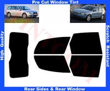 Pre-Cut Window Tint Volvo V50 5D 2004-2011 Rear Window & Rear Sides Any Shade