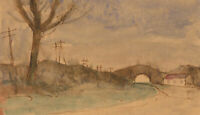 Alfred Henry Robinson Thornton NEAC (1863-1939) - Early 20th Century Watercolour