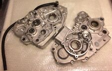 2003 KTM 450 SX-F SXF Motor Engine Crank Cases with Bearings  450sxf 450 SX F