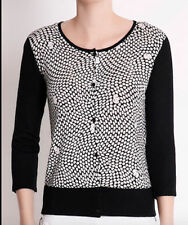 Cashmere Button All Seasons Jumpers & Cardigans for Women