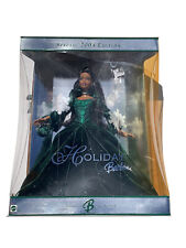 Special Holiday Edition 2004 African American Barbie Doll NRFB Damaged Box