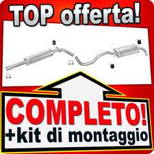 Scarico Completo SEAT IBIZA II (6K) 1.0 1.4 1.9 D 1996-1999 Marmitta 483