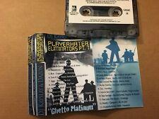 DJ KaySlay Player Hater Eliminators #7 NYC 90s Hip Hop Mixtape Cassette Tape Rap