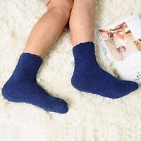 Extremely Cozy Cashmere Winter Socks Warm Home Bed Fluffy Socks Sleep Floor