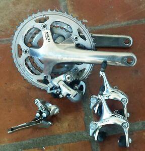 Shimano 105 Road Bike Groupset - 105 RX100 - BUNDLE - Used