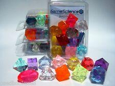 Gamescience Assorted Precision 12pc Polyhedral Gem Dice Set D4-D20, D3-D24 D&D