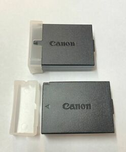 ORIGINAL Canon Lithium-Ionen Akku LP-E10 7.4V 860mAh 2er Pack