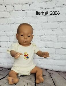 Nasco Ready Or Not Tot Baby Boy Manikin Cry Box Outfit UNTESTED ReBorn